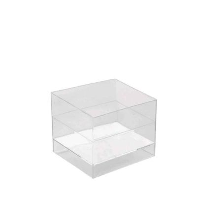Bicchierino Goldplast 6027-21 trasparente 60cc