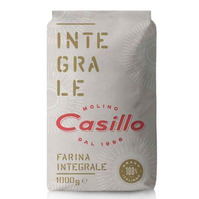 Farina integrale di grano tenero W220 Casillo 1 kg