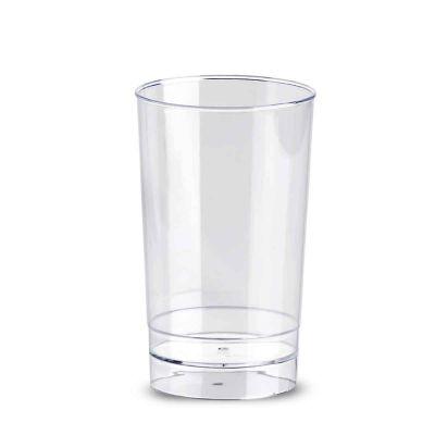 Bicchierini finger food monoporzione Tubito 150ml trasparente