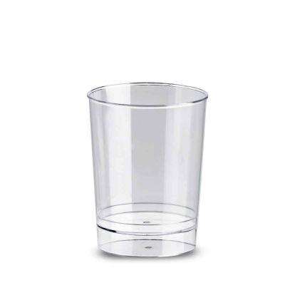 Bicchierini finger food monoporzioni Tubito 120 trasparente