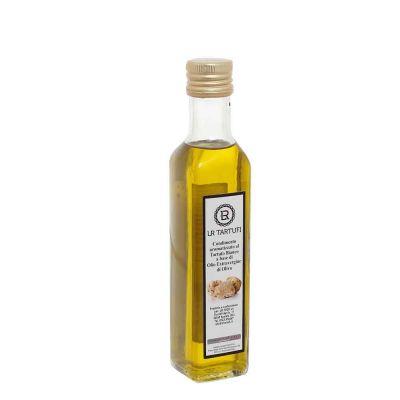 Condimento aromatizzato al tartufo bianco a base di olio EVO 250 ml