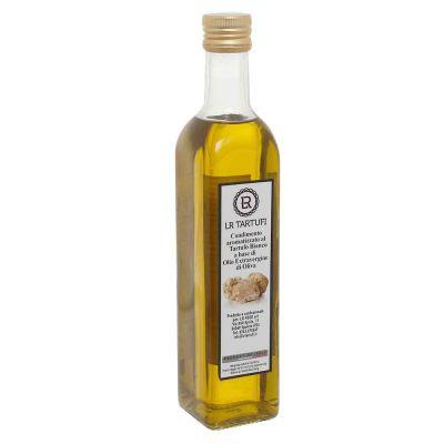 Condimento aromatizzato al tartufo bianco a base di olio EVO 500 ml