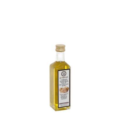 Condimento aromatizzato al tartufo bianco a base di olio EVO 55 ml