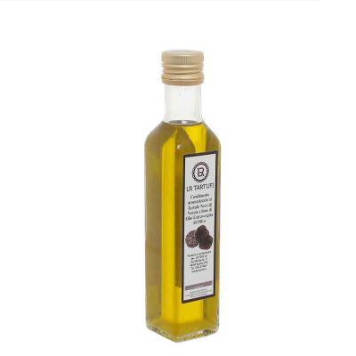 Condimento aromatizzato al tartufo nero di Norcia a base di olio EVO 250 ml