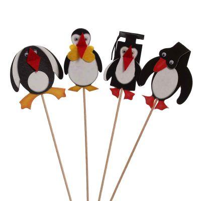 Decorazioni per dolci e gelati - Pinguini