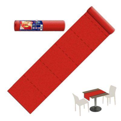Tovagliette centrotavola Runner TNT DOpla Colors rosso