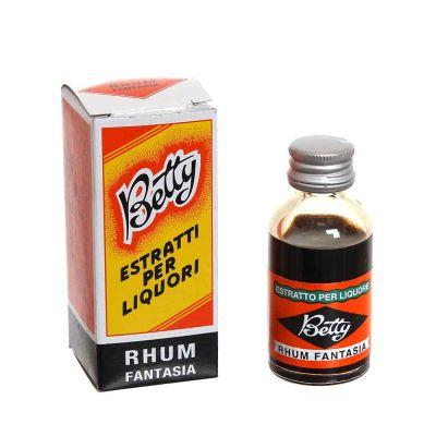 Estratti per liquori Betty gusto Rhum Fantasia 20 cc