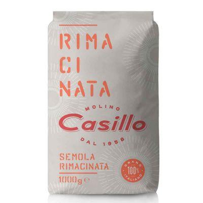 Farina di semola di grano duro rimacinata Casillo 1 kg