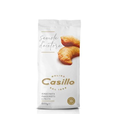 Farina di semola rimacinata per panzerotti e fritti Casillo 500 g