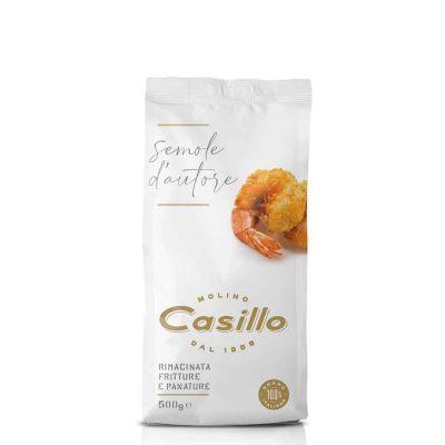 Farina di semola rimacinata per fritture e panature Casillo 500 g