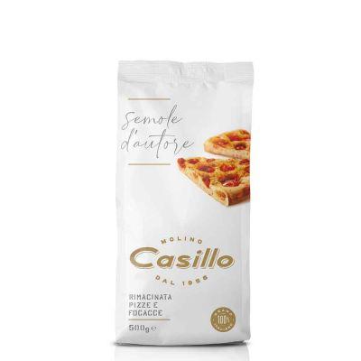 Farina di semola rimacinata per pizze e focacce Casillo 500 g