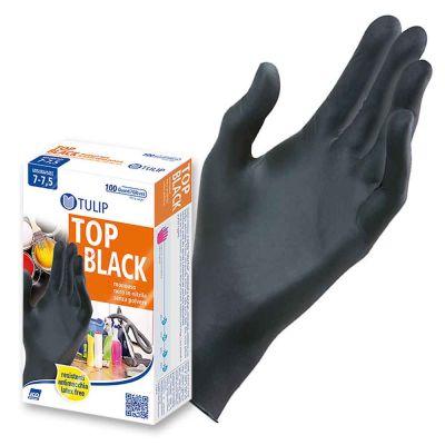 Guanti Tulip Top Black