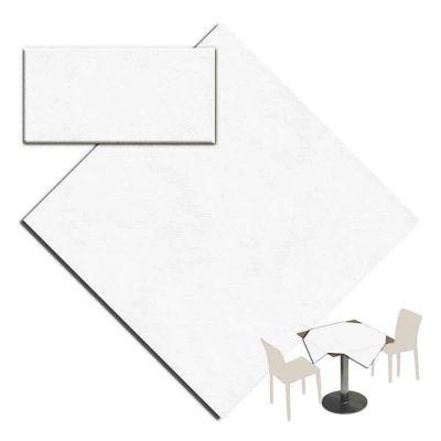Coprimacchia Macarena TNT 100x100cm Bianco