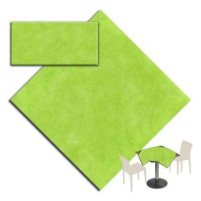 Coprimacchia Le Delizie TNT 100x100cm Verde Kiwi