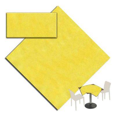 Coprimacchia Le Delizie TNT 100x100cm Giallo Limone