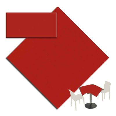 Coprimacchia Le Delizie TNT 100x100cm Rosso