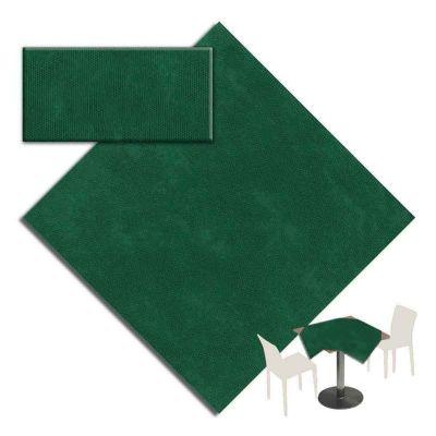 Coprimacchia Le Delizie TNT 100x100cm Verde Muschio