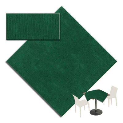 25 Tovaglie tnt Le Delizie 120x120cm verde muschio