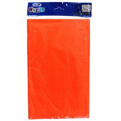 Tovaglia di carta colorata monouso per feste DOpla arancione
