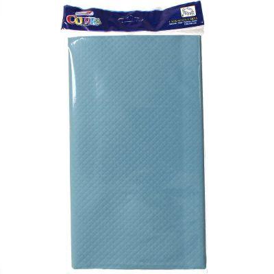 Tovaglia di carta colorata monouso per feste DOpla azzurro