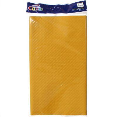 Tovaglia di carta colorata monouso per feste DOpla giallo