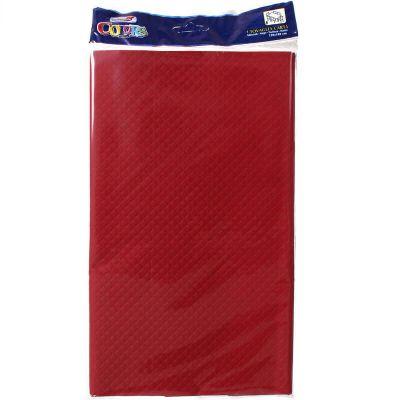 Tovaglia di carta colorata monouso per feste DOpla rosso