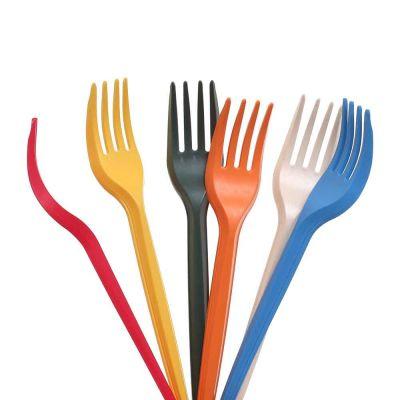 100 Forchette in Mater-Bi® compostabile 16,5 cm