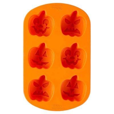 Stampo in silicone per 6 zucche Halloween