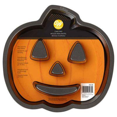 Stampo zucca di Halloween in acciaio antiaderente
