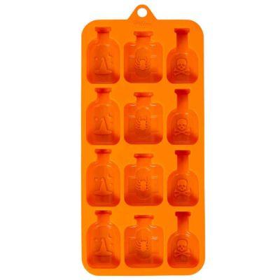 Stampo in silicone 12 bottigliette pozione