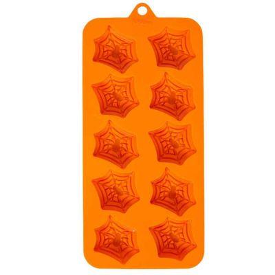 Stampo in silicone 10 ragnatele