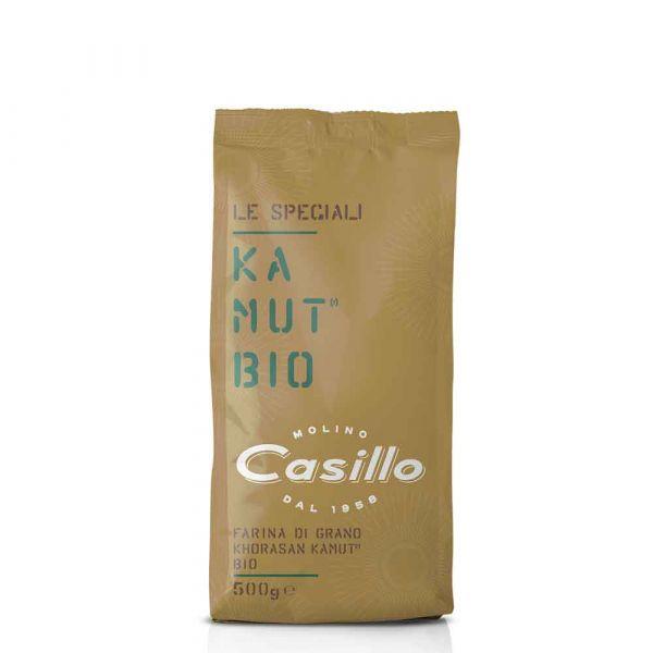 Farina di grano Kamut biologica Casillo 500 g