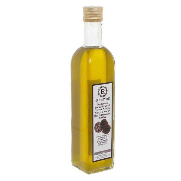 Condimento aromatizzato al tartufo nero di Norcia a base di olio EVO 500 ml