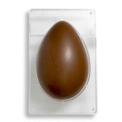 Stampo per Uova di cioccolato da 350g in policarbonato