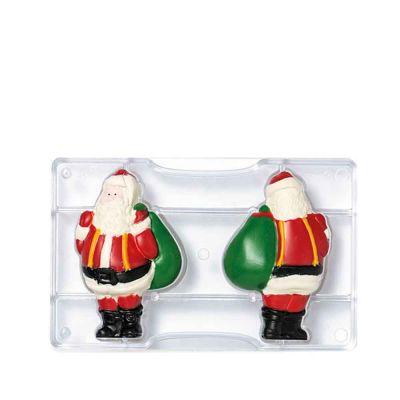 1 Stampo Babbo Natale 2 cavità