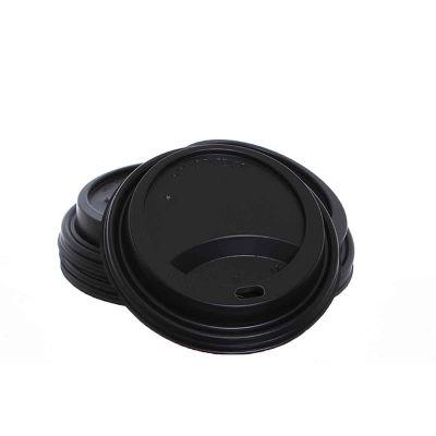 Coperchi neri con foro a beccuccio Box-Gel Ø9cm in offerta