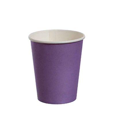 10 Bicchieri di carta lilla DOpla Party 240ml