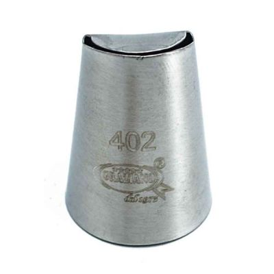 Beccuccio Petalo grande ruffle 402 acciaio inox Graziano