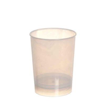 Bicchierini monoporzione Tubito biodegradabili in PLA 120ml