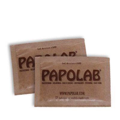 Bustina zucchero di canna PapoLab